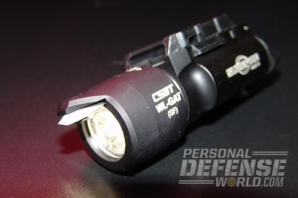 10 Ways to Customize Your Glock - SureFire X300 Light