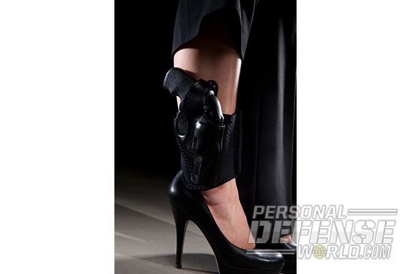Ladies Only: 3 Deep-Cover Concealment Options - Ankle Holsters