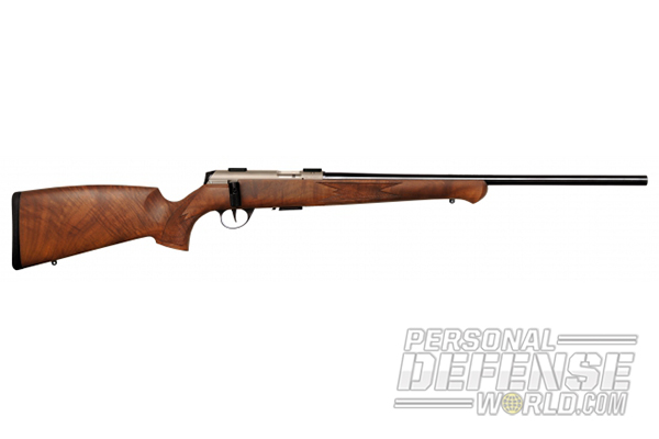 Making a Rim-pact: 13 New Rimfires in 2014 - Anschutz 1727 in .17 HMR