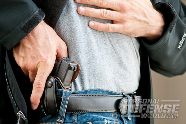 Hideaway Holsters: 8 Ways to Covertly Carry Your Weapon - Appendix Carry