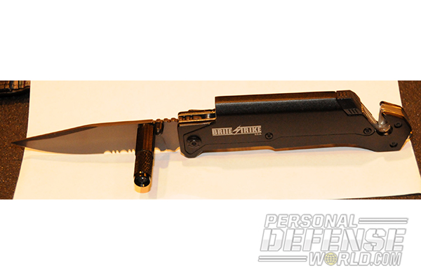 Top 20 New High-Tech Survival Products - Brite-Strike USA Tactical Survival Knife