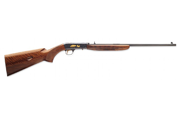 Making a Rim-pact: 13 New Rimfires in 2014 - Browning Commemorative Semi-Auto 22