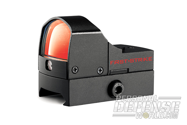 8 Reflex Sights That Will Have You Shooting Straighter - Bushnell First Strike