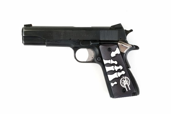 Pry My Fingers 1911 Grip