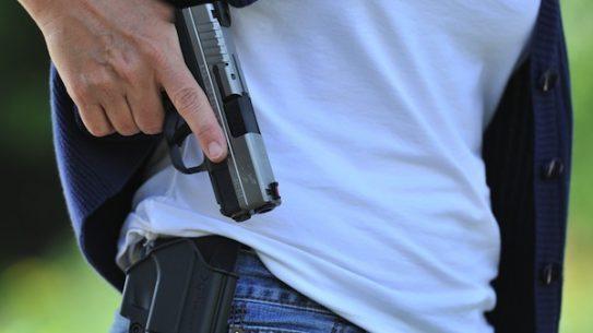 Concealed Deadly Weapon Legislation