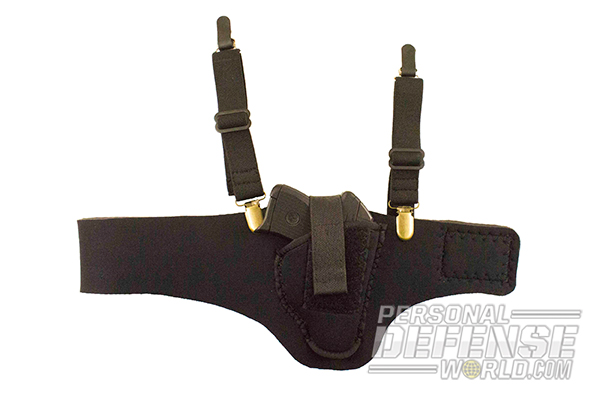 Ladies Only: 3 Deep-Cover Concealment Options - DeSantis Thigh Holster