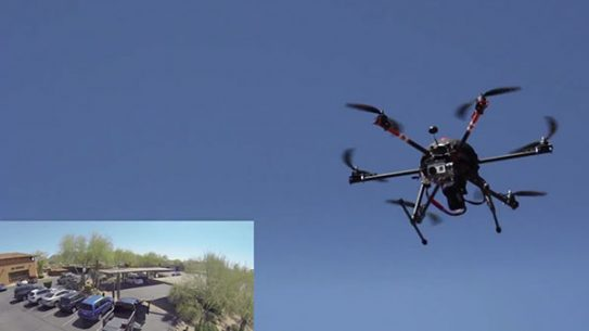 Remote Controlled Drones