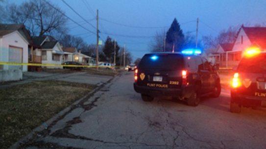 Flint Homeowner Shoots Back