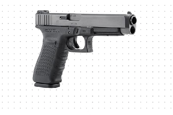 Glock 41 Gen4 Right Profile