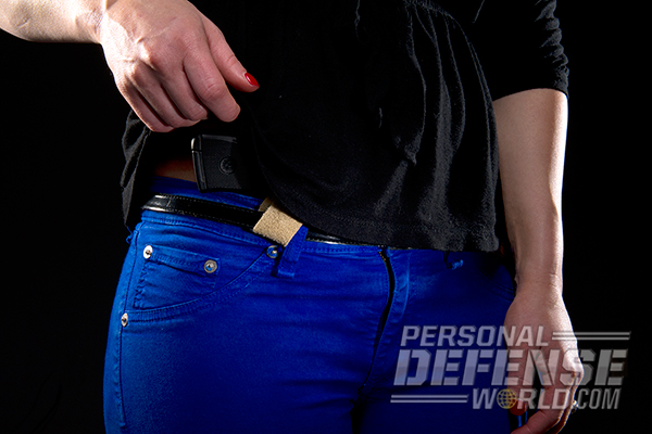 Ladies Only: 3 Deep-Cover Concealment Options - IWB Holster