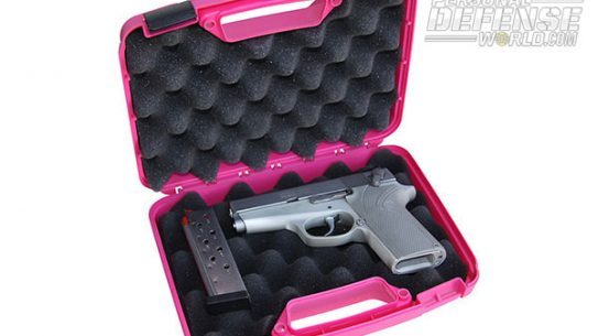 MTM Single Pistol Case