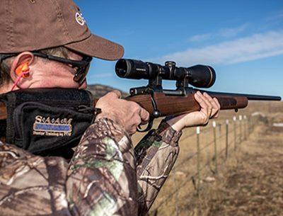 27 New Rifles for 2014 - CZ-USA 557 Series Sporter Rifle