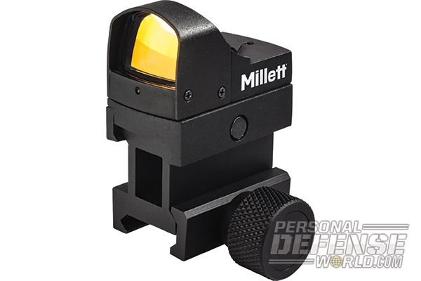 8 Reflex Sights That Will Have You Shooting Straighter - Millett M-Pulse TRD2001
