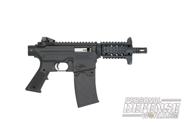 Making a Rim-pact: 13 New Rimfires in 2014 - Mossberg 715P pistol