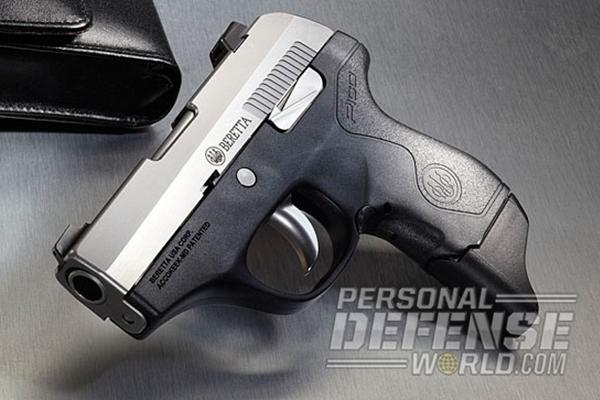 Beretta Pico .380 Semiauto Pocket Pistol