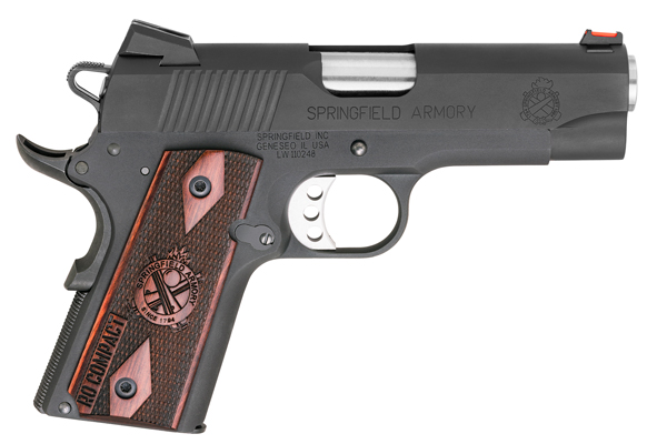 Springfield Range Officer Compact .45 ACP Handgun