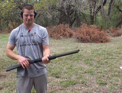 Demolition Ranch Shotgun Load