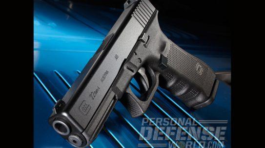 Glock 22 Gen4 .40 Caliber Handgun