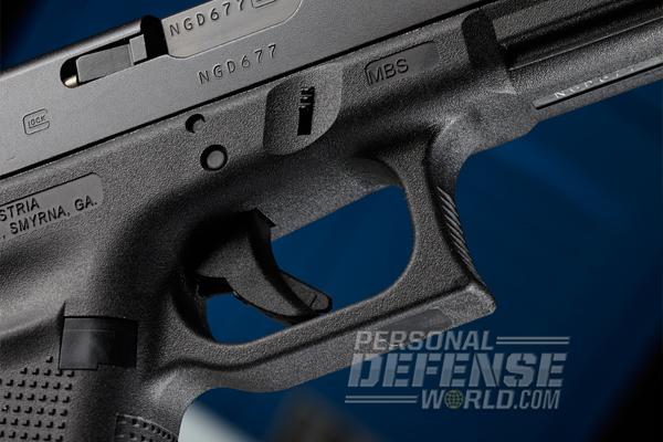 Glock 22 Gen4 .40 Caliber Handgun | Trigger