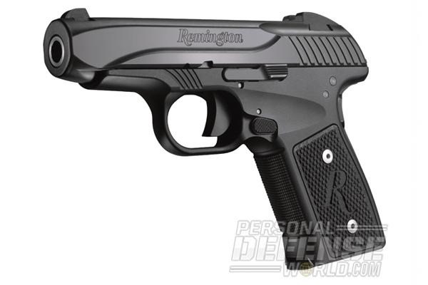Remington R51 Left View