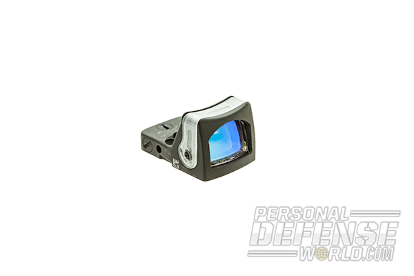 8 Reflex Sights That Will Have You Shooting Straighter - Trijicon RMR