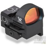 8 Reflex Sights That Will Have You Shooting Straighter - Vortex Razor Red Dot