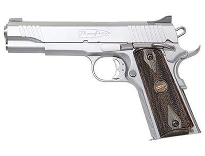 Thompson's 1911TC Custom