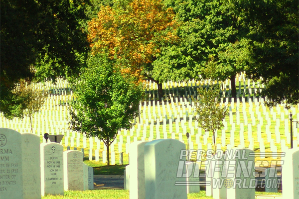 624 Acres of Arlington Cemetery