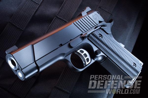 Ultra -Thin Nighthawk T4 9mm