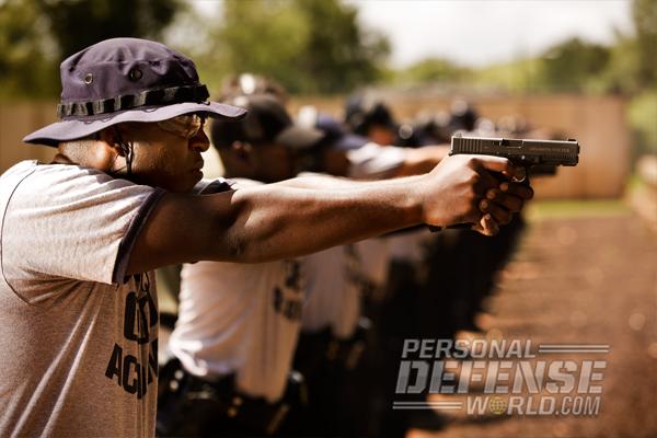 Atlanta Police Academy | GLOCK 22 Gen4