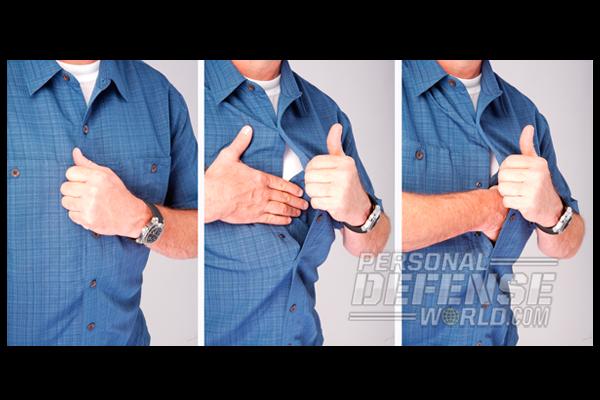 Always Aware Condition Yellow | Covert Shirt Draw
