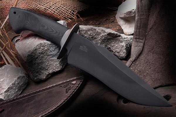 Wilson Combat Black Mamba Knife