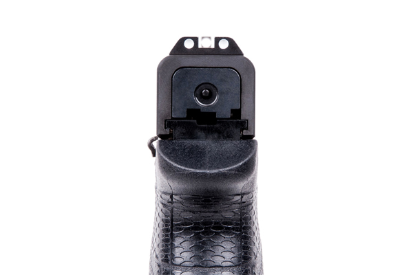 Diamondback FS Nine 9mm Rear sight