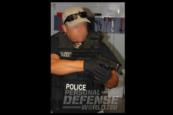 Los Angeles Police Department   Officer