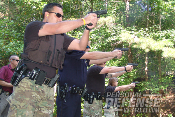 Glock 22 officers cpd using g22