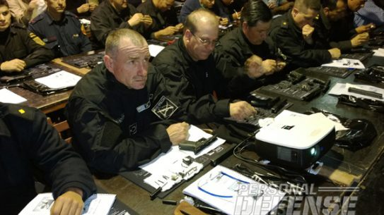 Glock military law enforcement courses
