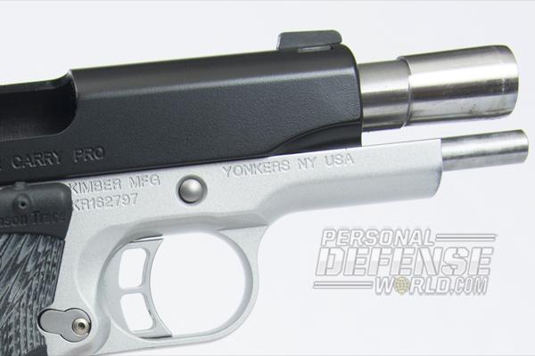 Kimber Master Carry Pro .45 ACP Handgun   Barrel