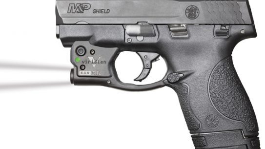 New Reactor Taclight (RTL) for M&P Shield