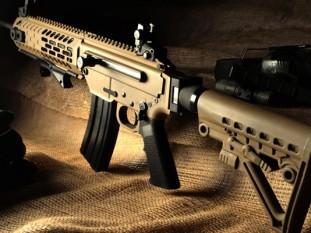 MasterPiece Arms MPAR556 Gen II Sporting Rifle