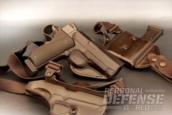Para Executive Carry 1911 .45 ACP | Holster and Magazine