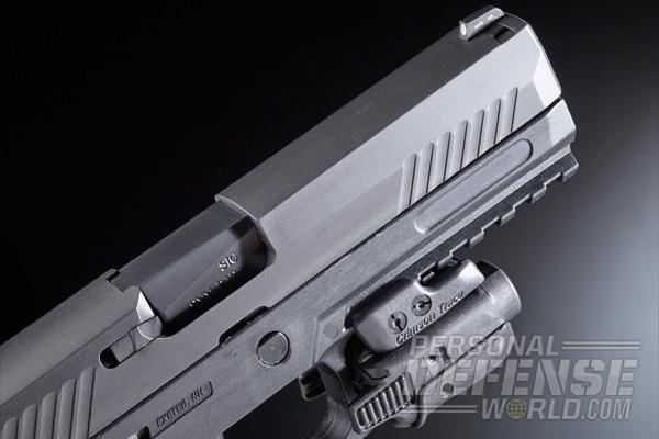 Sig Sauer P320 9mm | Ejection Port