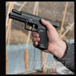 Sig Sauer P320 9mm | Right Side Thumb Release