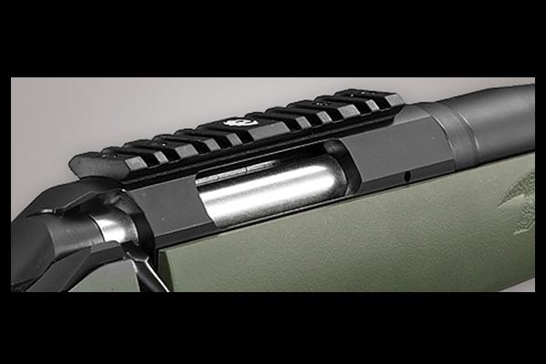 Ruger American Rifle Predator   Aluminum Rail