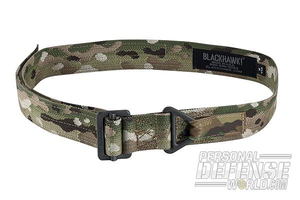 BlackHawk Instructors Gun Belt camo