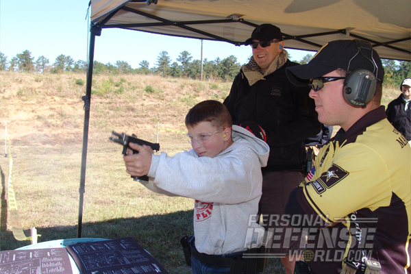Putting On A Clinic with GLOCK
