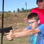 Action Shooting Junior Clinic at Fort Benning's Krilling Range.
