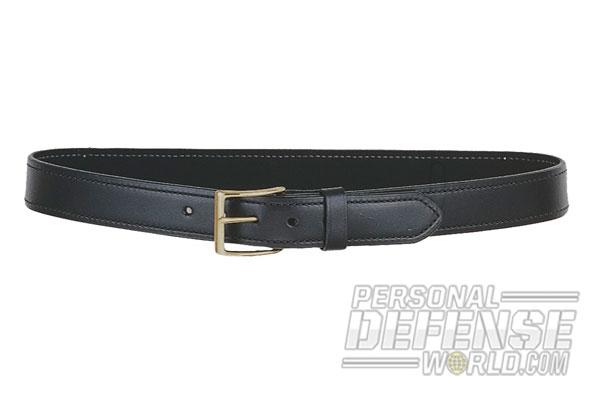 DeSantis Plain Lined Belt black