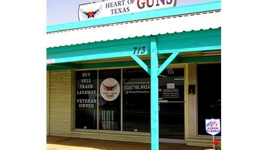 Heart of Texas Guns