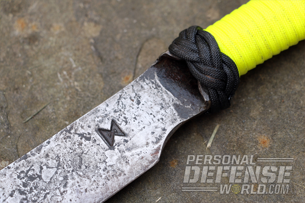 helm forge blades small choil details
