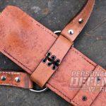 luke swanson frog style sheath for blades